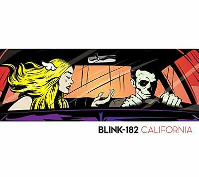 blink-182 - California - blink-182 CD 3SVG The Cheap Fast Free Post The Cheap