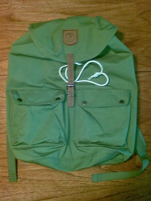 Fjallraven G-1000 Greenland Backpack 20L Olive  Used