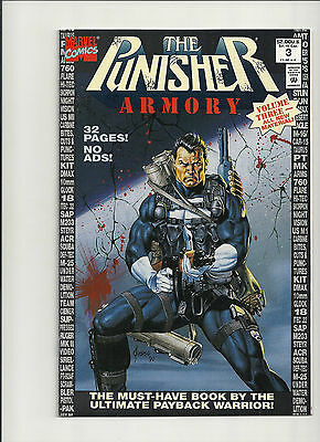 Punisher Armory  #3 NM  High Grade