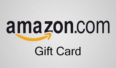 $25 Amazon Gift Card, No Shipping Needed! (e-mail delivery)