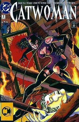Dc Catwoman Issue 2