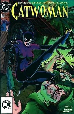 Dc Catwoman Issue 3