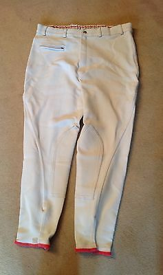 "Harry Hall Mens Breeches Exc.condition  Waist 32""-34""  £15"