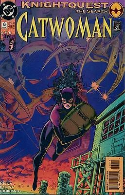Dc Catwoman Issue 6