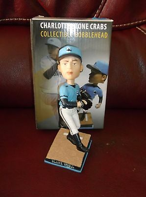 Blake Snell Tampa Bay Rays/Charlotte Stone Crabs Rare Bobblehead
