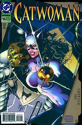 Dc Catwoman Issue 16