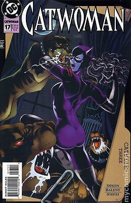Dc Catwoman Issue 17