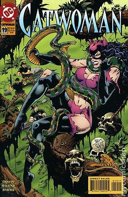 Dc Catwoman Issue 19