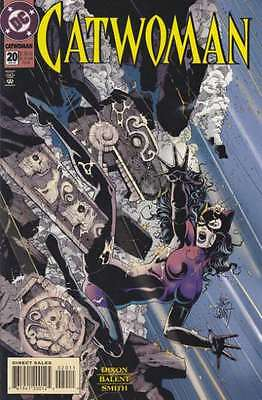 Dc Catwoman Issue 20