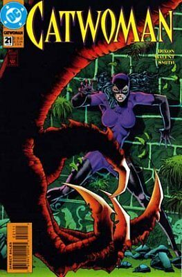 Dc Catwoman Issue 21