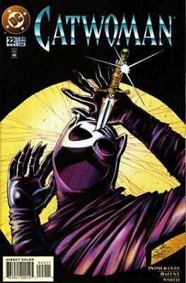 Dc Catwoman Issue 22