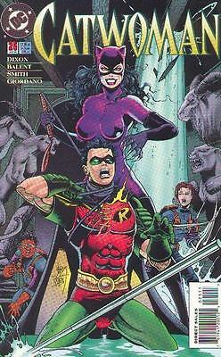 Dc Catwoman Issue 25