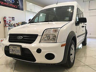 2013 Ford Transit Connect  2013 Ford Transit Connect XLT cargo van