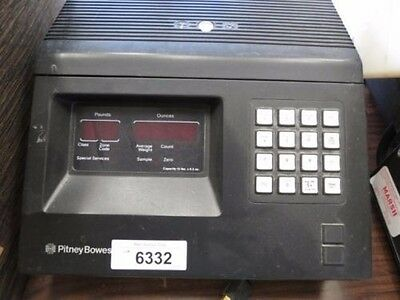 Pitney Bowes Model 5042 Metered Postal Scale