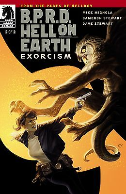 B.P.R.D. Hell on Earth: Exorcism #2 (Dark Horse)