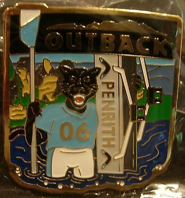 J6313 Outback Steakhouse Penrith hat lapel pin