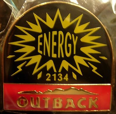 J6009c Outback Steakhouse Energy Location 2134 hat lapel pin