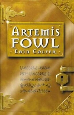 Artemis Fowl, Eoin Colfer Hardback Book The Cheap Fast Free Post