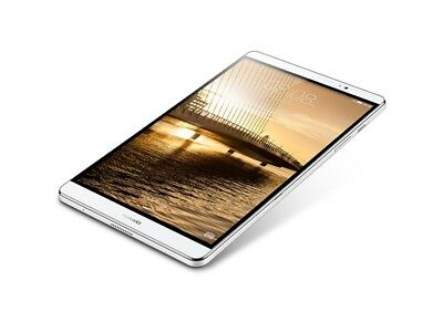 """Tablet-PC HUAWEI MediaPad M2 8.0, 8"""", Android 5.0, LTE+WiFi, weiß/silber 702796"""