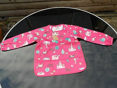Joules Babycrumbs Pink Gym Size 18 month to 3 years New with tags