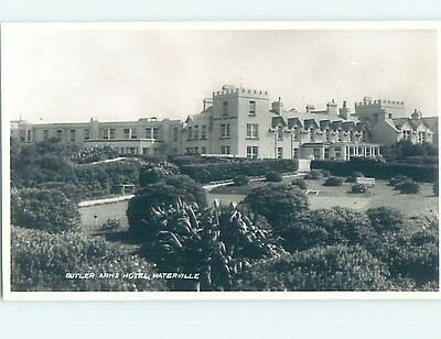 Old rppc BUTLER ARMS HOTEL Waterville County Kerry Ireland HM2914