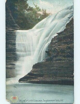 Chipped Divided-Back POSTCARD FROM Trumansburg New York NY HM6378