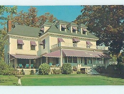 Pre-1980 RESTAURANT SCENE Greenfield Massachusetts MA hk5111