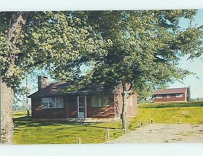 Unused Pre-1980 PARK SCENE Chapel Hill - Lewisburg Tennessee TN hk5735
