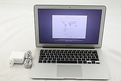 "Apple MacBook Air 13,3"" 1,7 GHz i5 4 GB RAM 128 GB SSD - vom Händler #821"