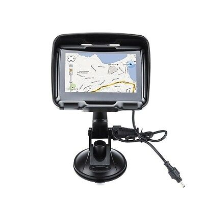 All Terrain 4.3 Inch Motorcycle GPS Navigation System 'Rage' -IPX7 Rating, 4GB I