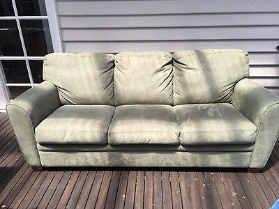 Two and three seater Natuzzi couches
