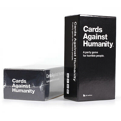 Cards Against Humanity: UK edition - NEW - Fast and Free UK Dispatch