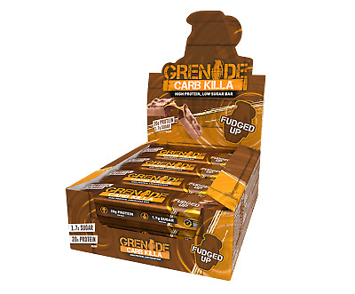 Grenade Carb Killa Bars | 12 x 60g Protein Bars | ALL Flavours | 780+ SOLD