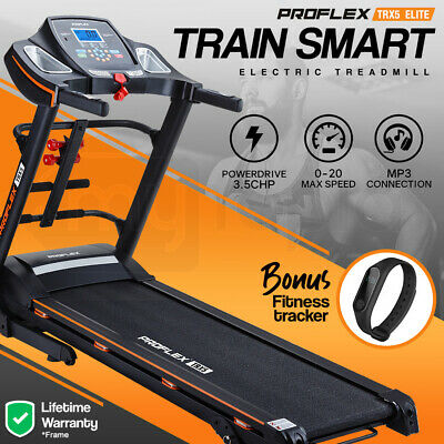 NEW Proflex Electric Treadmill - Exercise Equipment Machine Fitness Home Gym