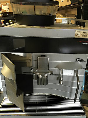machine a cafe professionnelle cafina alpha