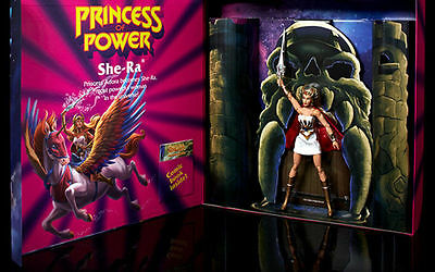 SDCC 2016 MATTEL EXCLUSIVE He-Man and the Masters of the Universe She-Ra