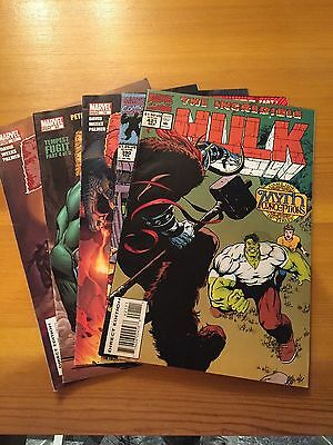 Incredible Hulk Joblot ( 16 x Various Issues and condition