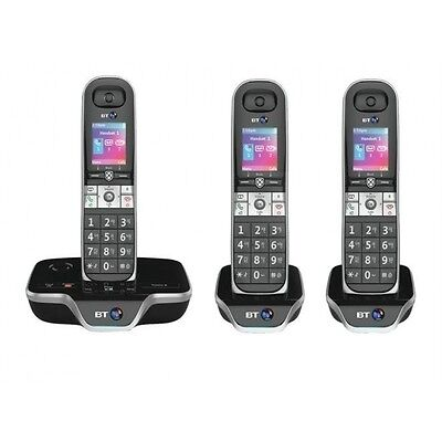 BT 8600 Trio - Advanced Call Blocker - Digital Cordless with Answer Machine