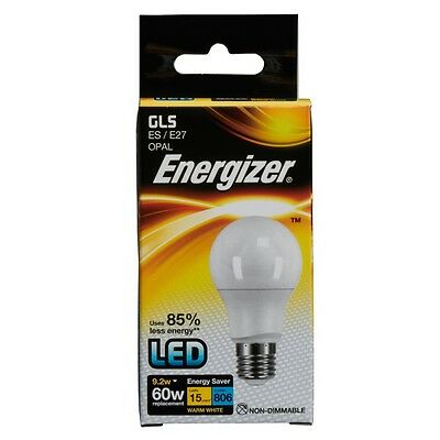 Energizer E27 GLS 2700k Non Dimmable 60w