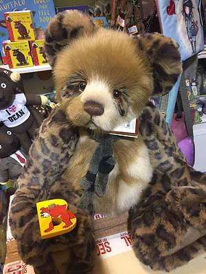 CHIT CHAT Charlie Bears - 2016 Collection - Brand New!