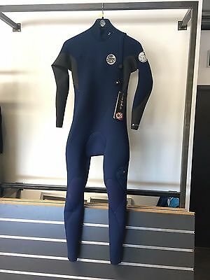 Ripcurl Flashbomb 4/3 Zipless Size Small Wetsuit 25% Off!!