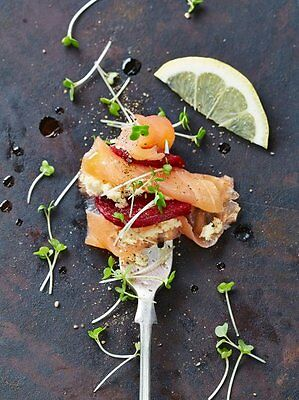 smoked salmon horseradish recipe 1p Penny Wallpaper Free No Reserve Auctio92