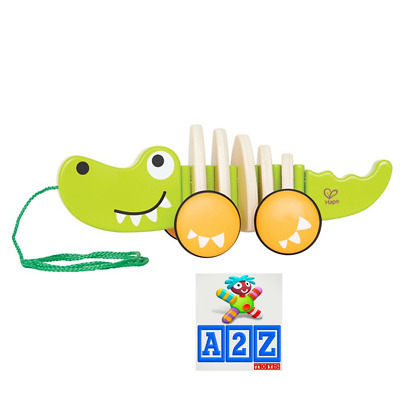 Hape Walk A Long Crocodile
