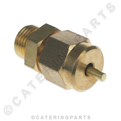 Brass Anti Vacuum Air Relief Valve For Coffee Machine Hot Water Tea Boiler Tank