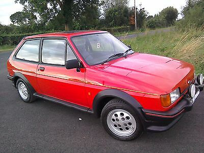 FORD FIESTA XR2 beautiful condition