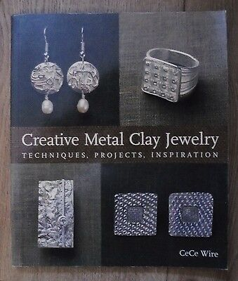 Creative Metal Clay Jewellery Book