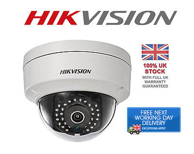 HIKVision DS-2CD2142FWD-I-2.8mm 4MP WDR Fixed Dome Network PoE Camera