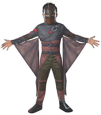 Hiccup How To Train Your Dragon Boys Costume M
