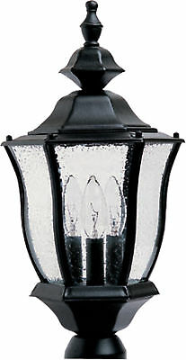 Maxim Lighting Madrona Cast Outdoor 3-Light Lantern Head