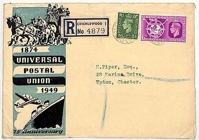 MM270 1949 GB *CRICKLEWOOD* Upton Chester Cover {samwells-covers}PTS